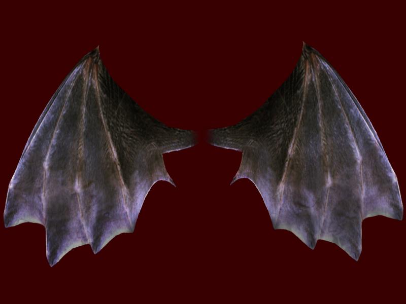 Demon Wings Stock