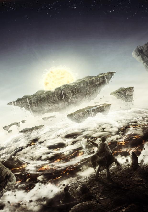 World Reborn by ReyeD33