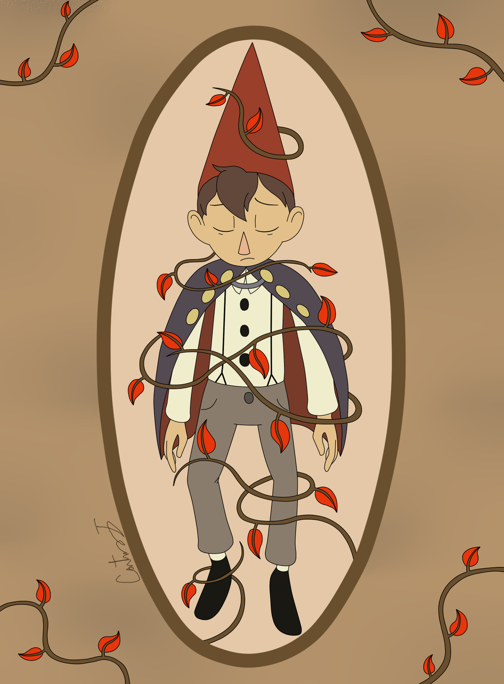 Over The Garden Wall Lost Wirt By Projectsnt On Deviantart