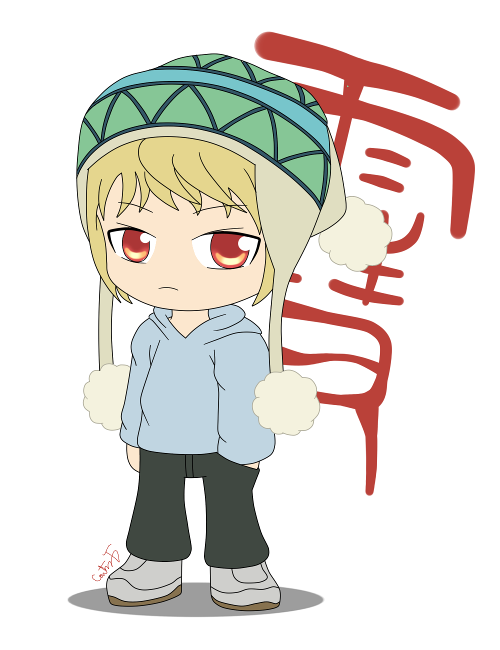 Yukine Noragami Chibi Yukine Chibi by Projec...