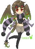 Pixel: Nadeshiko by Sanza-tan