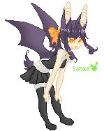 Pixel: Margaret by Sanza-tan