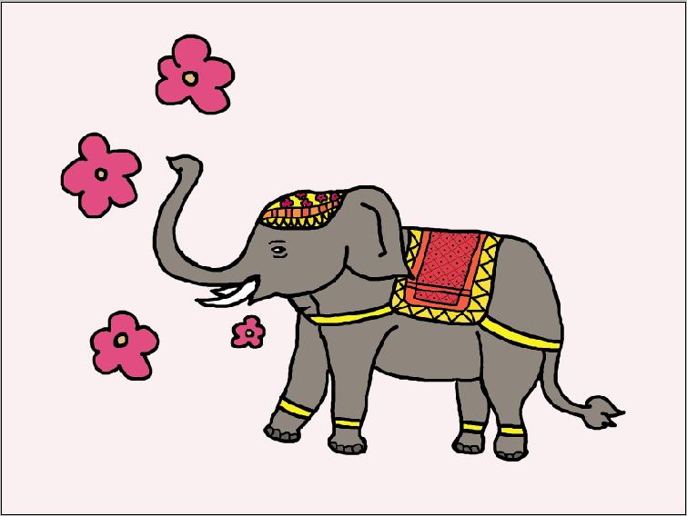 Animal Symbol Of Thailand By Jaray123 On Deviantart