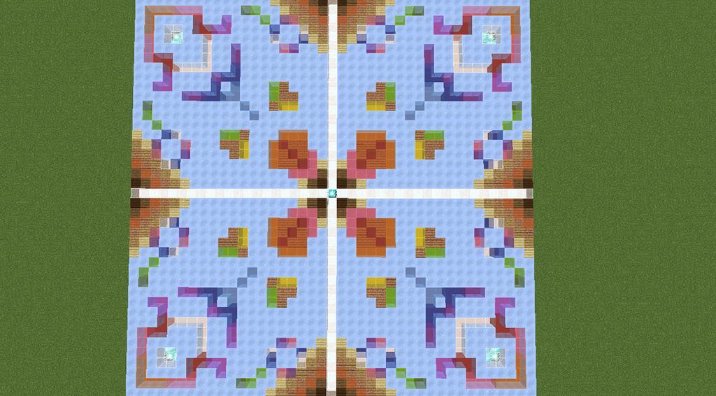 Minecraft floor design 5 by jaray123 on deviantart for Minecraft floor designs