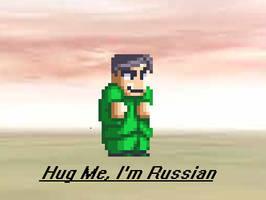 Ivan is Russian
