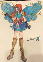 Cosmix by DragonQueen33