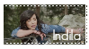 Indila Stamp by Claw-XX