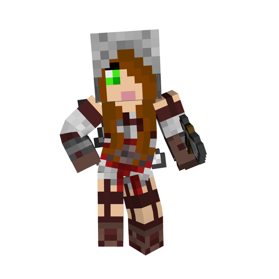 skins minecraft girls