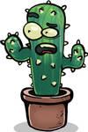The Agitated Cactus