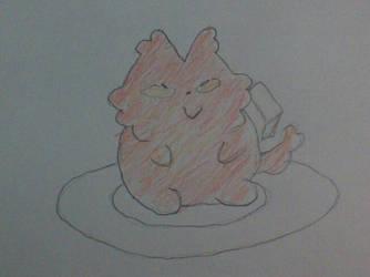 Teababy housecat