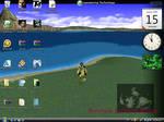 My FF7 Cid Desktop screenshot