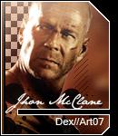 Die Hard Avatar by diego6180