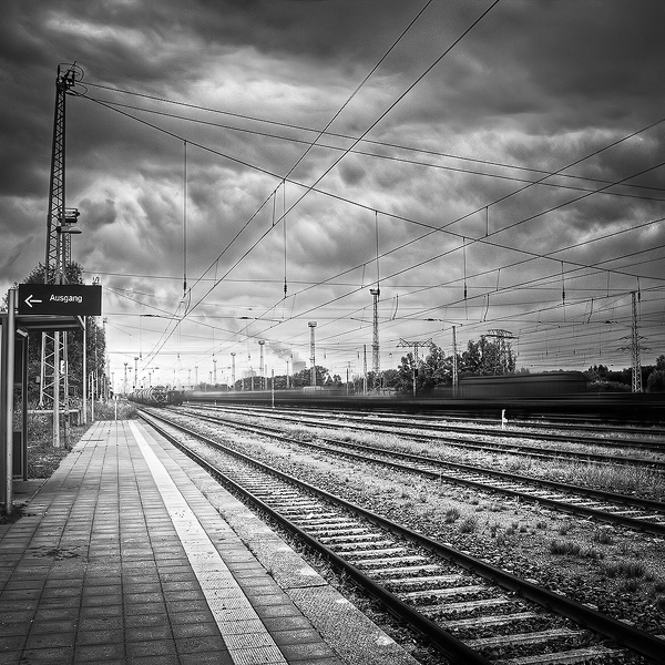 rails pt. II by Gehoersturz