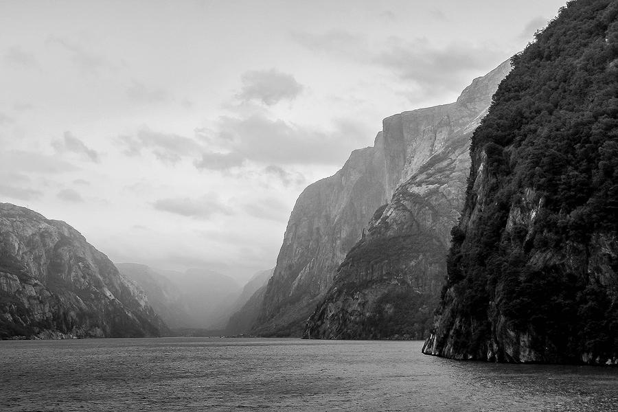 Norge pt. XVI by Gehoersturz