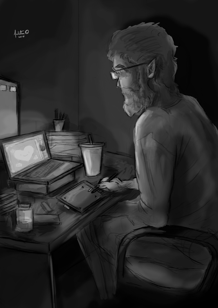 Sketch 11 by AndertonOliveira
