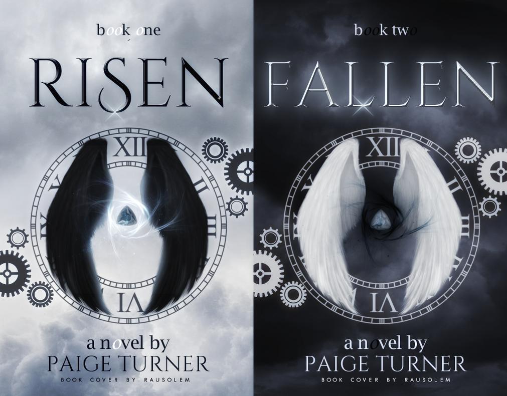 Risen - Fallen by Raysolem