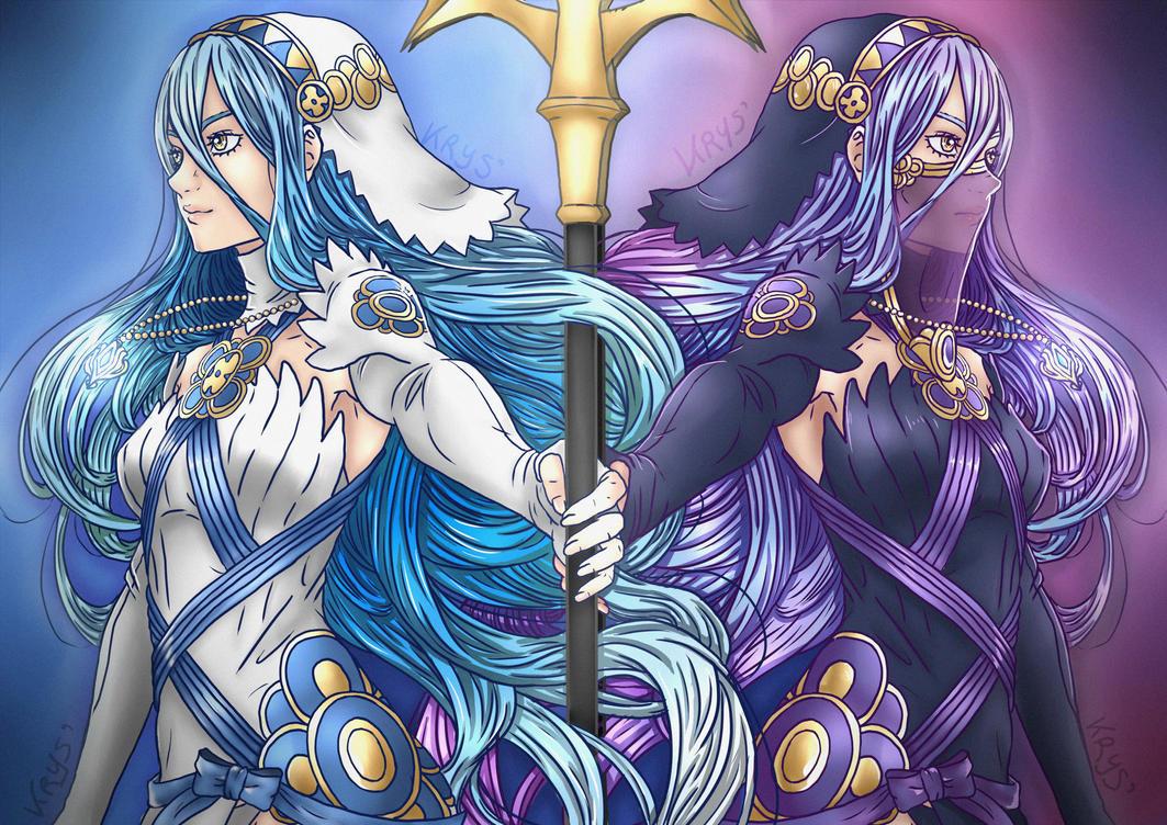Azura (Aqua) - Fire Emblem Fates (If)