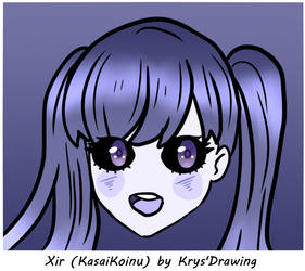 Xir by KrysDrawing