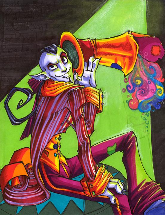 Ringleader: Mr. E by Demyrie