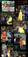 Robin and her Bevvy of Batmen