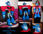 TFA: Optimus Prime Plush