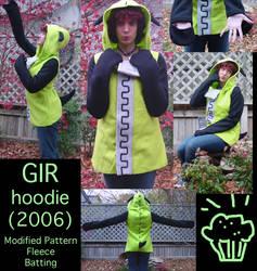 Fluffy GIR hoodie by Demyrie