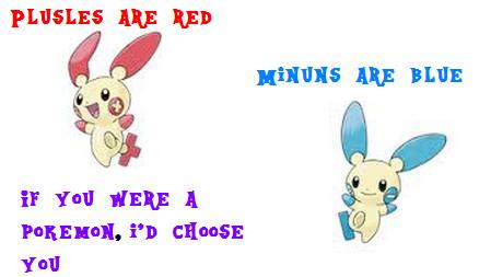 Pokemon Valentine by KrazyRabidRakkoon