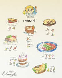 F / / / Hyrule Recipes / Part 1