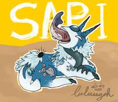 CH /// Sapi fish time by Luluugah