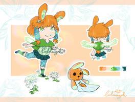 Adopt / / / Bunny Wishplushie (OPEN) by Luluugah