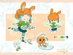Adopt / / / Bunny Wishplushie (OPEN)