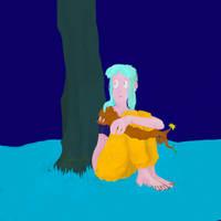 AT / / / Tree arm by Luluugah