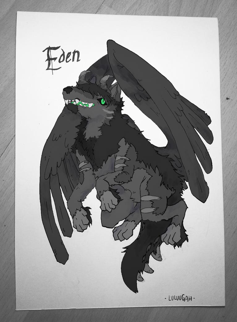 CON /// Eden by Luluugah