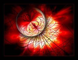 Nucleus by Szellorozsa