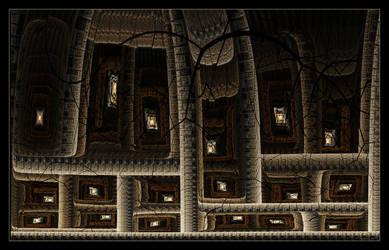So many doors to open ... by Szellorozsa
