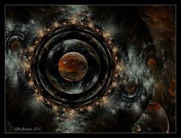 Inside the LHC by Szellorozsa