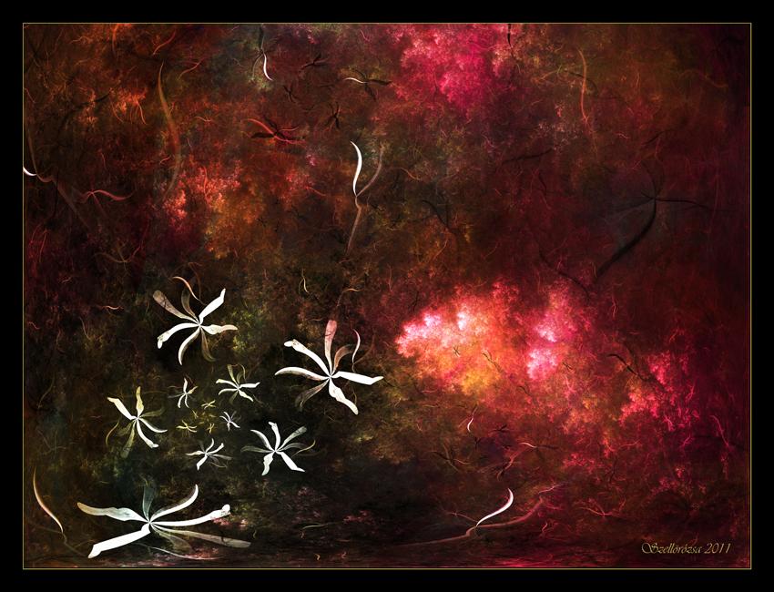 Dusk... A magical Moment by Szellorozsa
