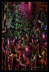 Crystal Garden by Szellorozsa