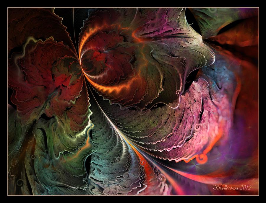 Mirage by Szellorozsa