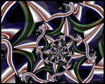 UF Chain Pong 828 - Blue Web