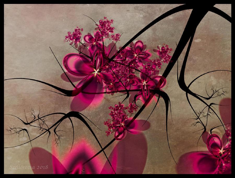 Sakura by Szellorozsa