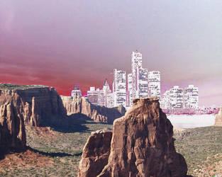 Motor City A4x2 + Rocks by BobWright