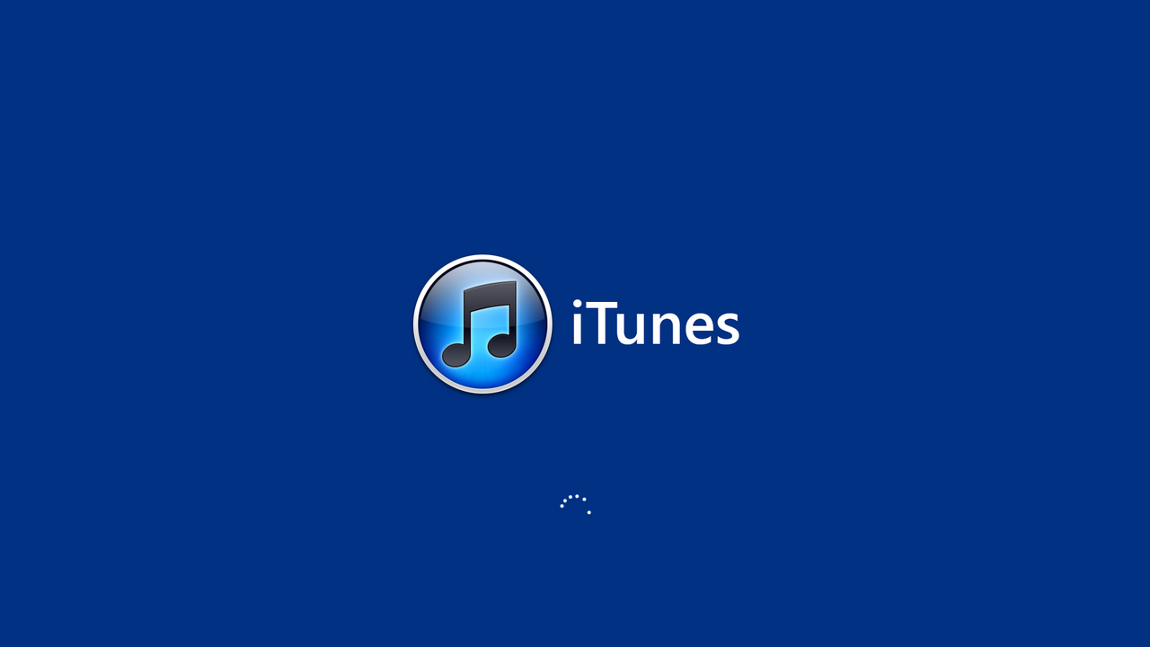iTunes Metro App Splash Concept by wango911