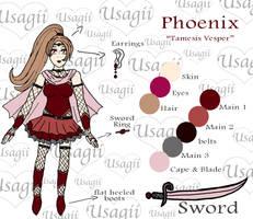 Phoenix - Tamesis Vesper