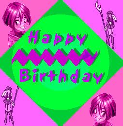B-day Gift by Usagii