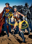 The DC Comics Trinity Final