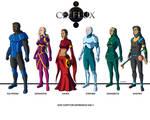Celflux Character Size Comp