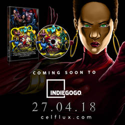 Celflux Animated Short Coming to Indiegogo