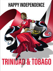 Trinidad and Tobago Independence - Okira