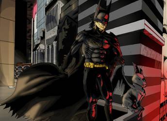 Imposture Batman